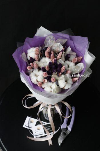 Букет из сухоцветов купить спб